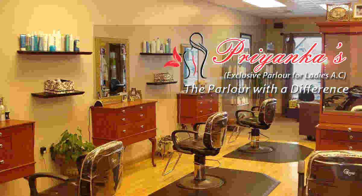 Ladies Beauty Parlour in Kolkata | Priyankas Glow